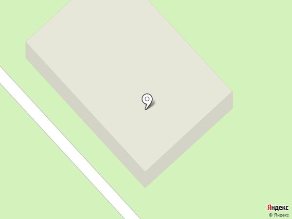 Приволье на карте