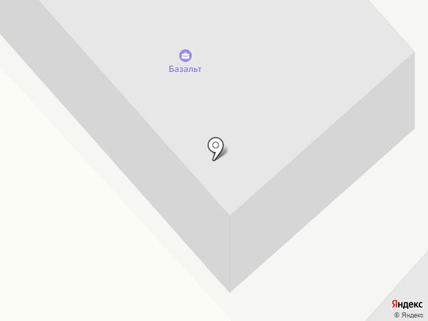 Поворотный круг на карте