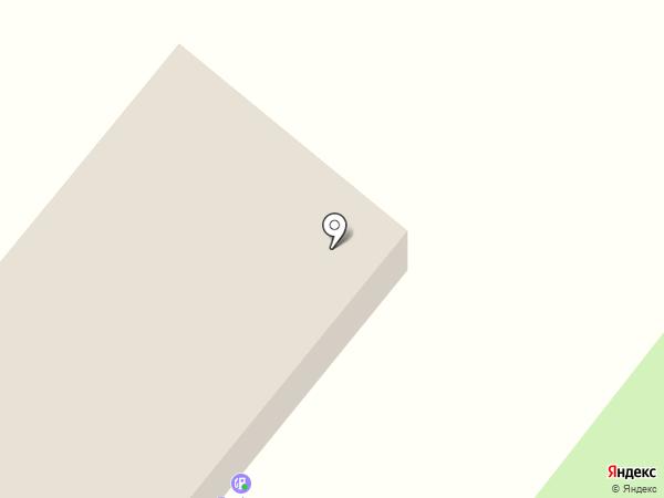 АЗС Автодорстрой на карте