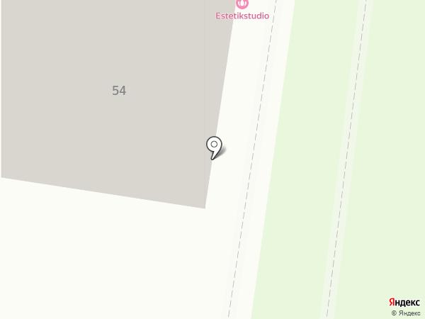 Estetik studio на карте