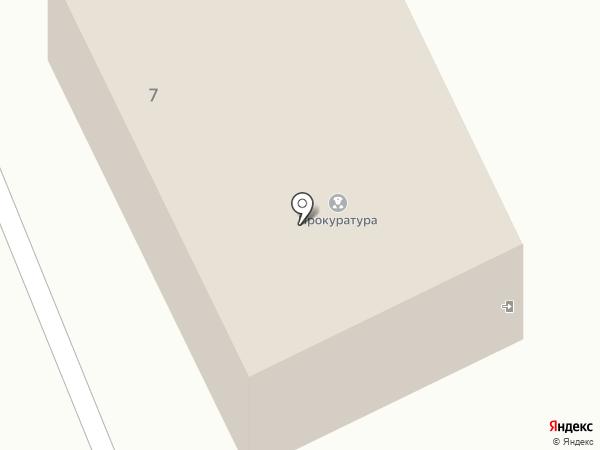 Высокогорский межрайонный следственный отдел на карте