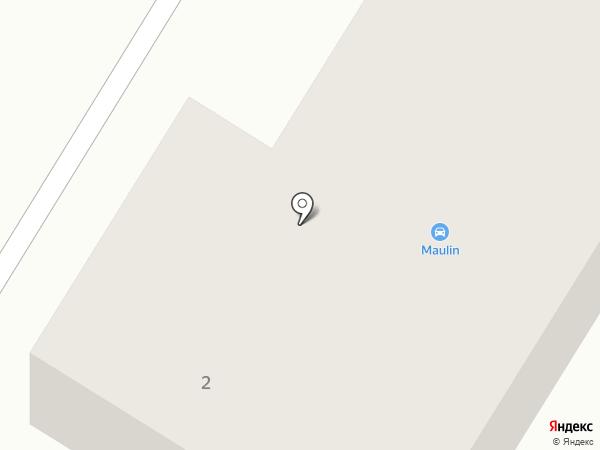 Maulin на карте