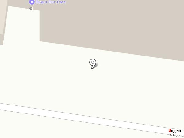 ПРИНТ-ПИТ-СТОП на карте