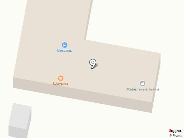 Киселевых на карте