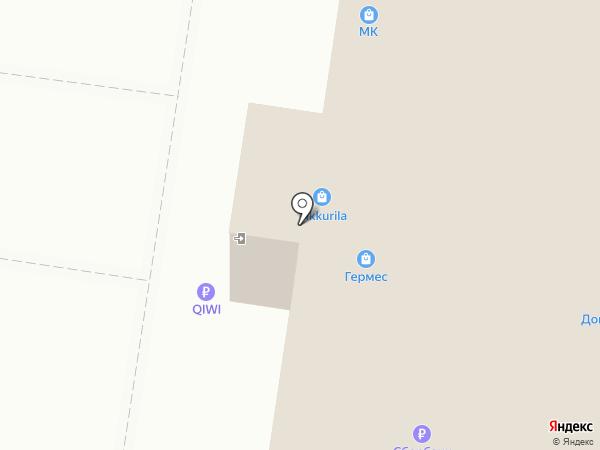 ЭКСПЕРТ-ТЕХНИК, АНО на карте