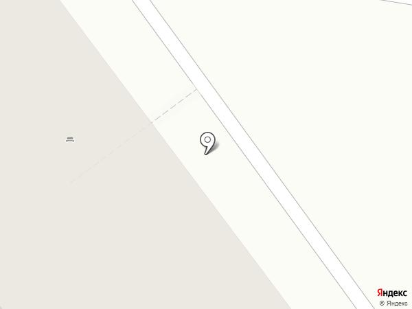 Аббатское на карте