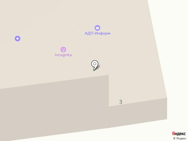 Автоматизация Бизнеса на карте