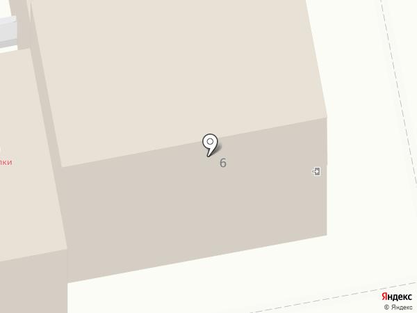 Сумасшедшая лаборатория на карте