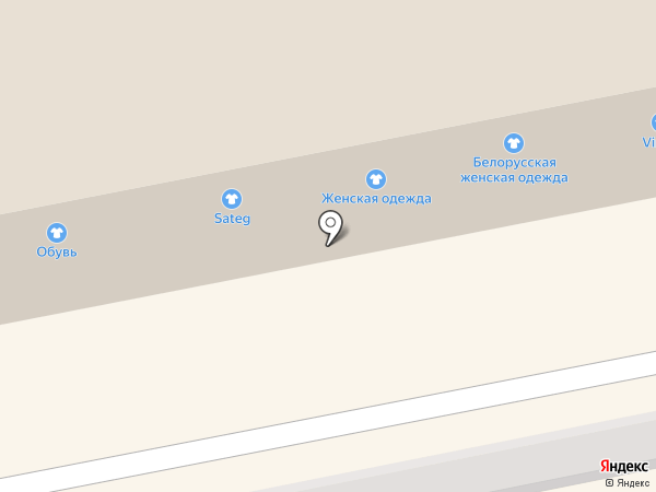 Блинок на карте