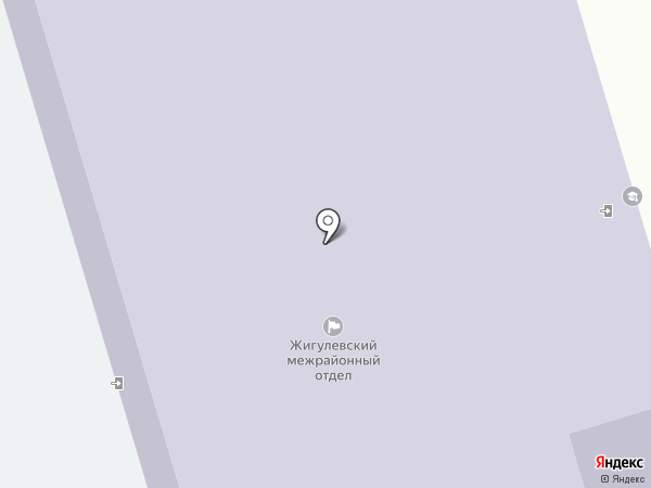 Судебный участок Самарской области на карте
