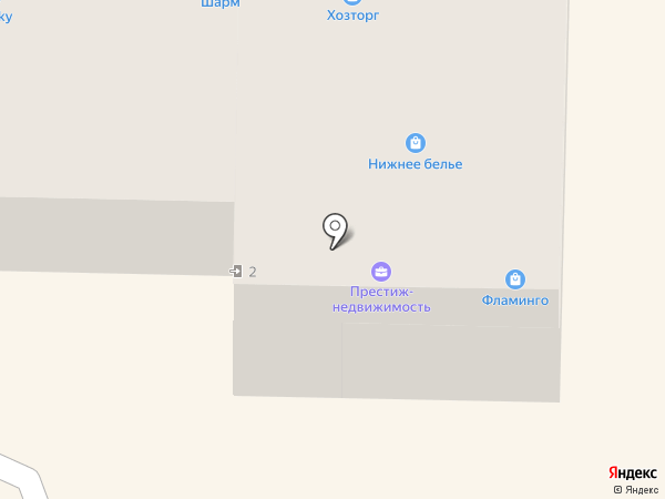 Престиж-недвижимость на карте