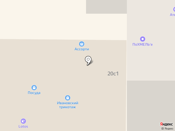 МебельПоволжья на карте