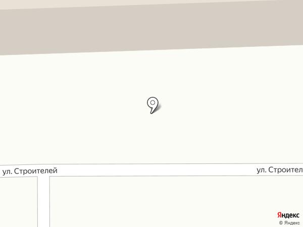 Темп, МУП на карте