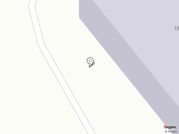 Центр местной активности на карте