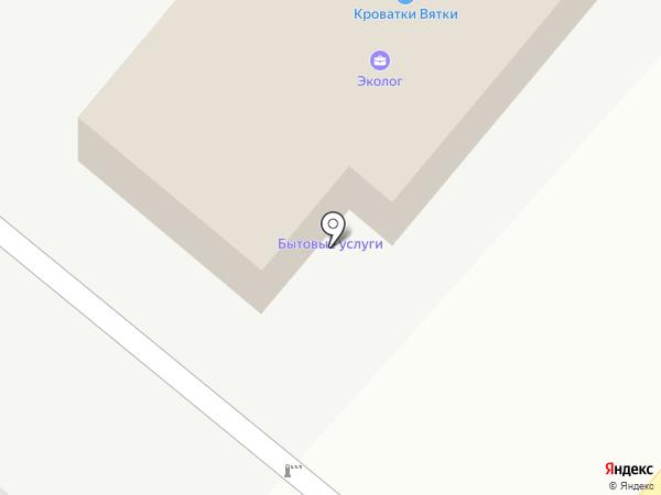 Мебельный спецназ на карте