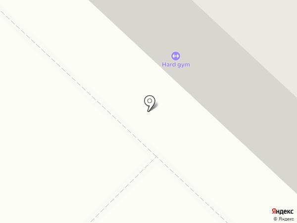 HARD GYM на карте