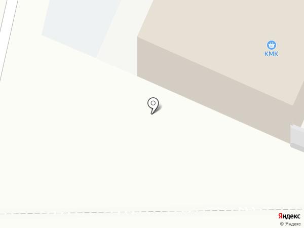Вятушка на карте