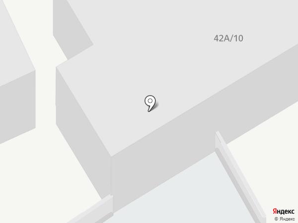 Autopiter на карте