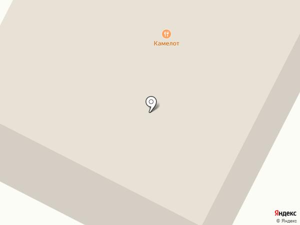 Атолл на карте