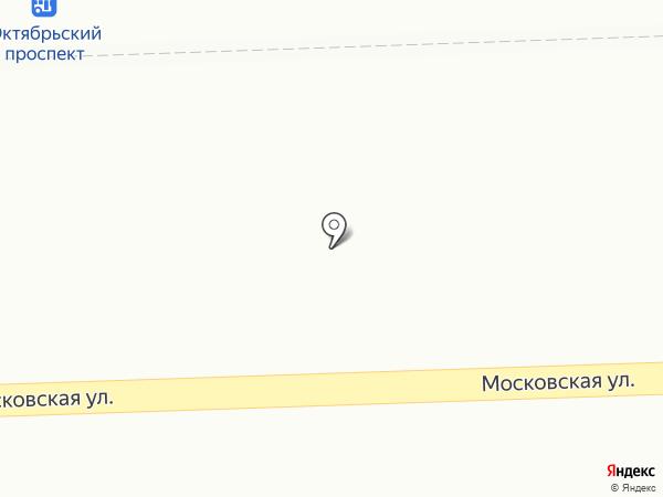 Роспечать на карте