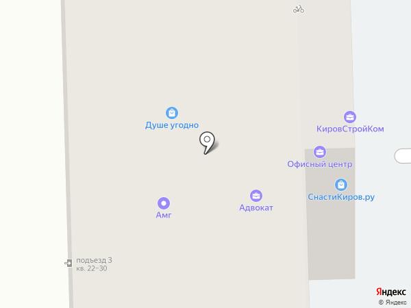 ТЕХНОКОМ ИНЖИНИРИНГ на карте