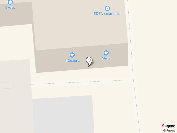 Магазин оптики и головных уборов на карте