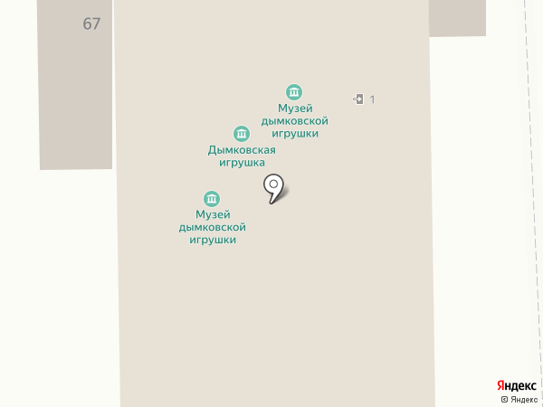 Нотариус Повышева И.Г. на карте
