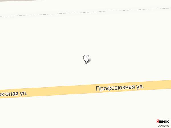 Честно Строй на карте