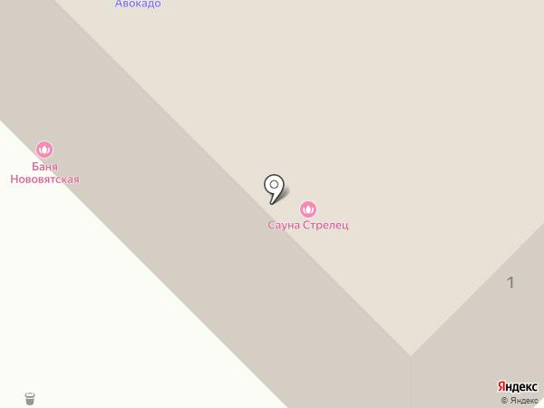 ПАПА на карте