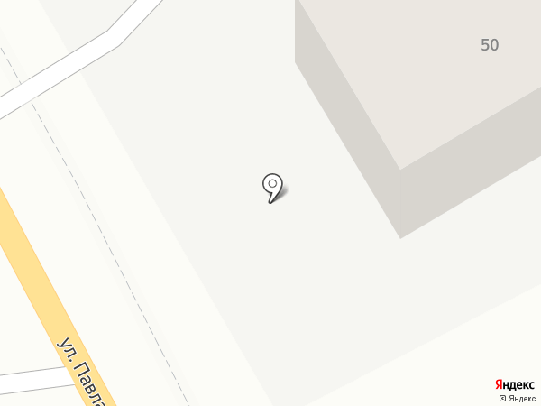 Авторитет на карте