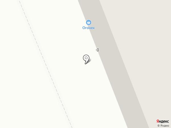 Участковый пункт полиции №32 на карте
