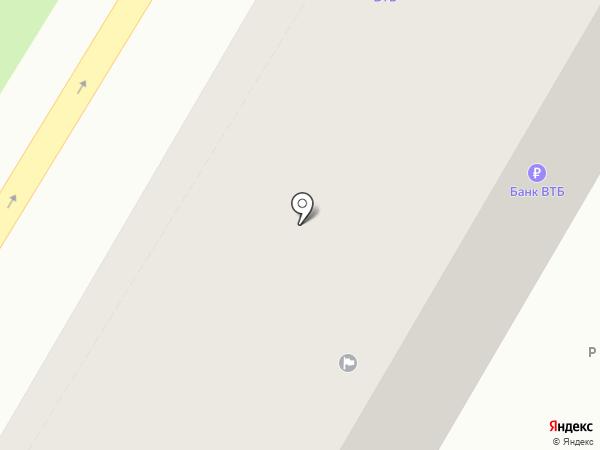 Комитет по управлению муниципальным имуществом на карте