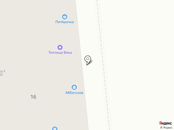 Mantelo на карте