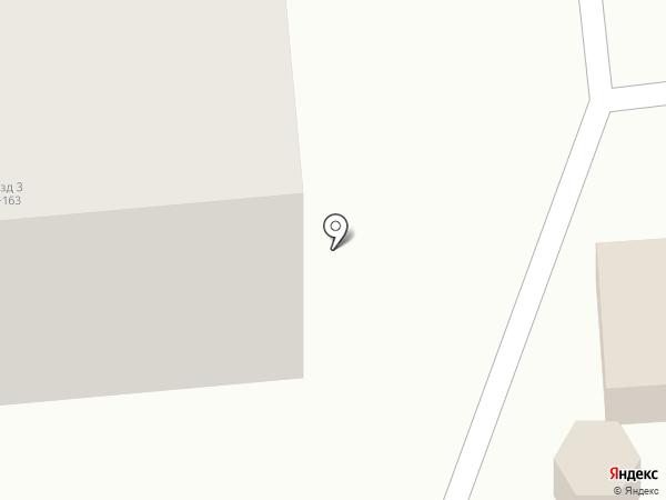 Родниковый источник на карте