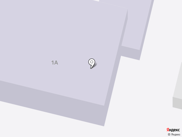 Белочка, детский сад на карте