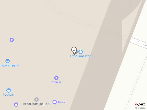 Аварийно-спасательное формирование по Самарской области на карте