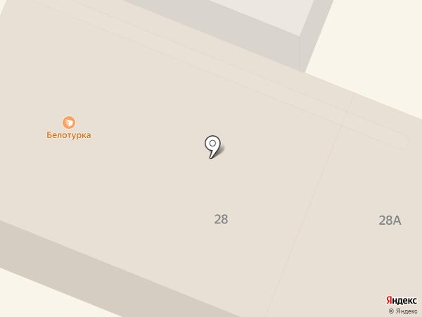 Антик на карте