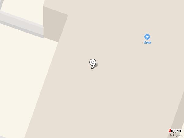 СИРИУС на карте