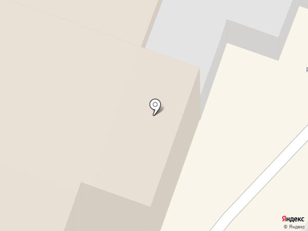 Магазин головных уборов и очков на карте