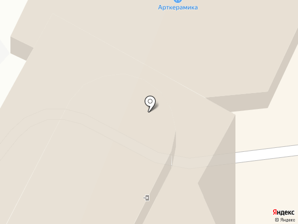 Туристский информационный центр на карте