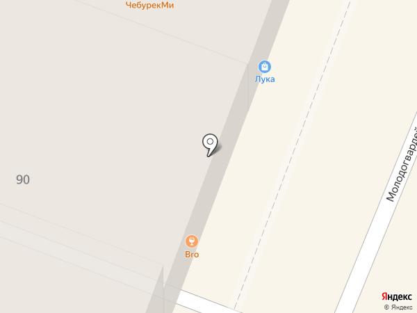 Очень плохой Ресторан на карте