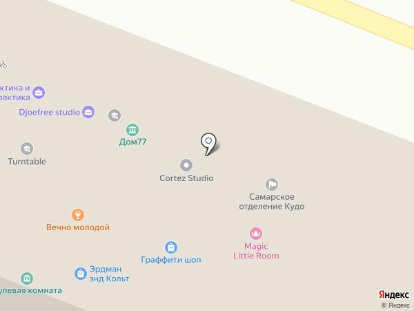 ЭНИГМА на карте