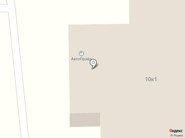 ЗТС на карте
