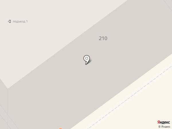 Багетная галерея на карте