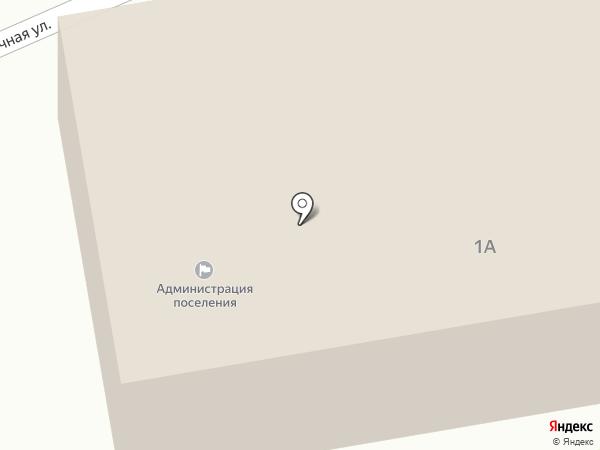 Администрация городского поселения Волжский на карте
