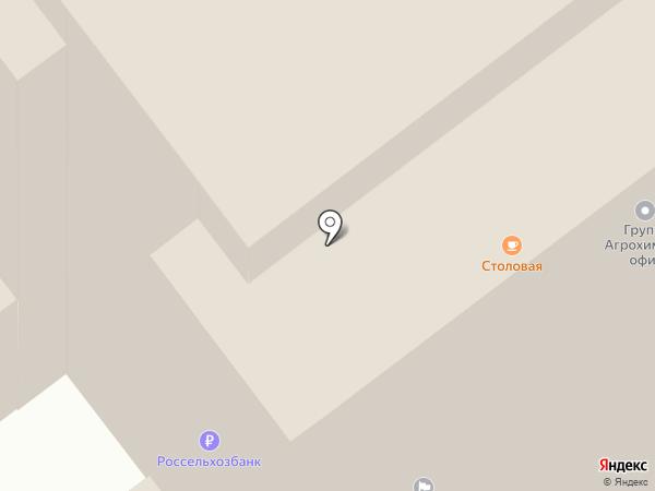 Самара-АРИС на карте