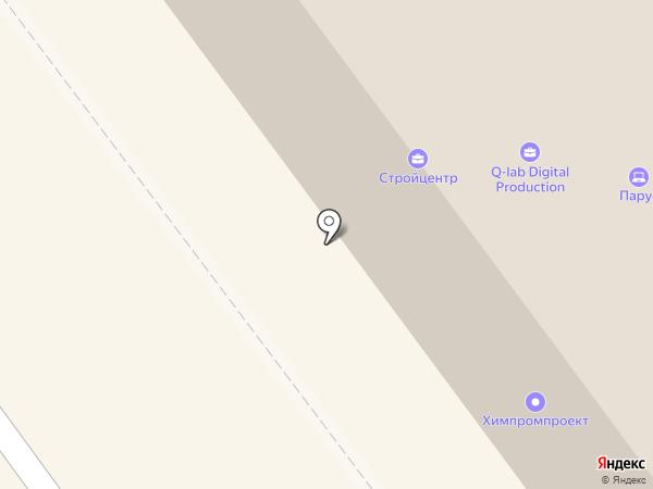 Кроха на карте