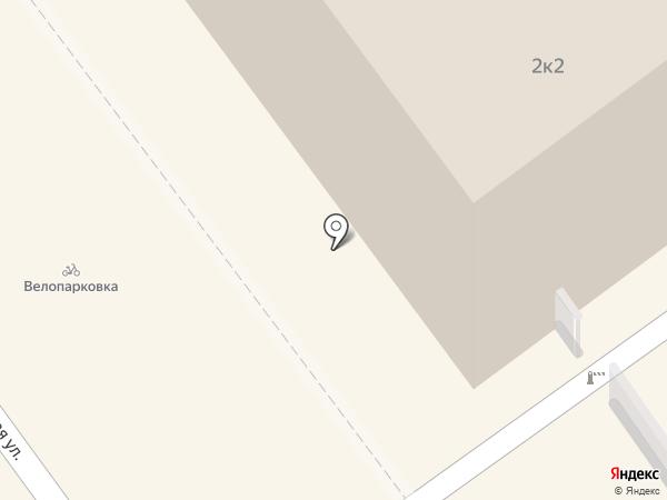 BeHappy! на карте