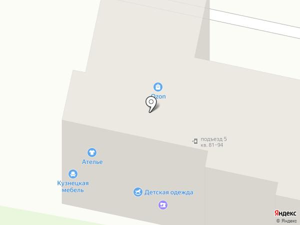 Три нити на карте