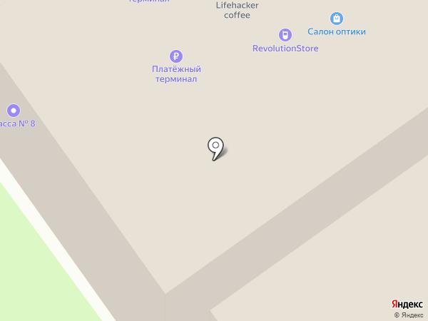 Центральный Автовокзал на карте